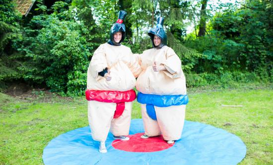 Costumes de sumo - Animathieu